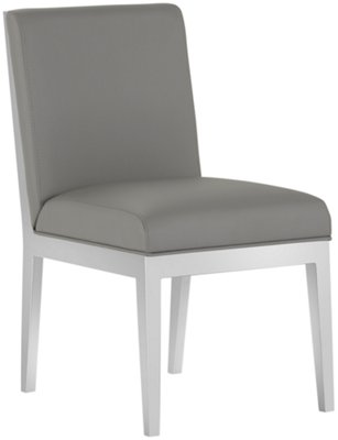 gray side chair home depot wicker chairs city furniture neo upholstered