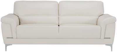 white microfiber sectional sofa how much fabric do i need for cover city furniture marquez