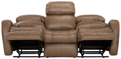 microfiber sofa and loveseat recliner collection cardiff city furniture finn brown reclining