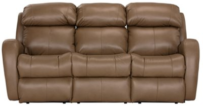 microfiber sofa and loveseat recliner whats a good bed finn brown power reclining