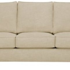 Buy Sofa Bed New York Leatherette Cleaner Beige Fabric