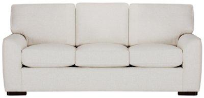 white sofa fabric cream throw city furniture austin