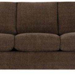 Microfiber Sofas Sofa Base City Furniture Belair Dk Brown