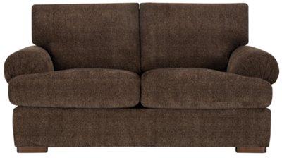 dark brown microfiber sofa leather quick delivery city furniture belair dk loveseat