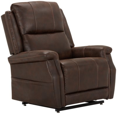 Accent Brown Chairs Arms