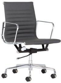 City Furniture: Mateo Gray Desk Chair