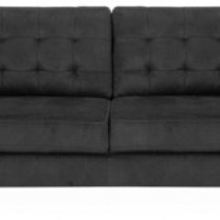 Gray Microfiber Sectional Sofas Chelsea Vs Man U Sofascore Shae Dark Sofa