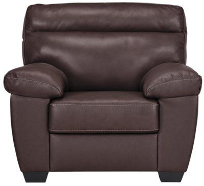 dark brown leather chair ikea recliner chairs with ottoman tyres2c