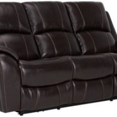 Brown Leather Sofa Recliner Cheap Sofas For Apartments Memphis Dark And Vinyl Power Reclining