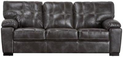 gray microfiber sectional sofas sofa bed in dubai henry