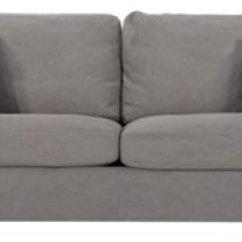 Light Gray Fabric Sectional Sofa San Marino Chocolate 2pc Samson