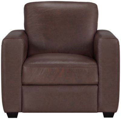 lane leather office chair brown costco recliner medium and vinyl