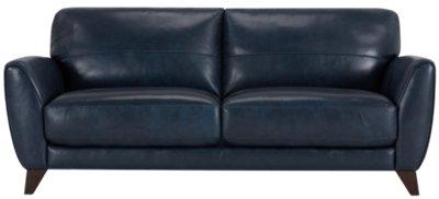 blue leather sofas sofa score pro apk dark home the honoroak