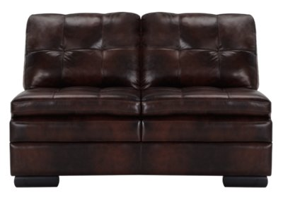 dark brown sectional sofa chaise costco ca table city furniture trevor leather large right