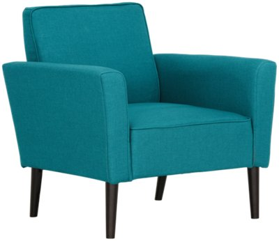 accent chair teal set of two rocking chairs dining room mona wof nina