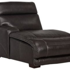 Dark Brown Sectional Sofa Chaise Zanotta Undercover City Furniture Gable Leather Left Power