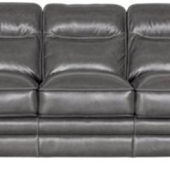 Alec Leather Sofa Collection Best Quality Low Cost Alexander Gray