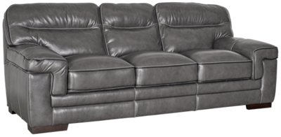 alec leather sofa collection how to fix a tear in faux alexander gray