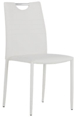 white upholstered chairs folding pool lounge city furniture skyline side chair