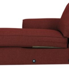 Red Sectional Sofa Chaise Lane Leather City Furniture Asheville Fabric Small Left