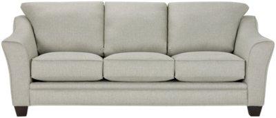 light green sofa bed farmhouse city furniture avery fabric