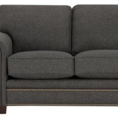 Dark Brown Sectional Sofa Chaise Medidas Kivik 3 Plazas City Furniture Foster Fabric Small Right