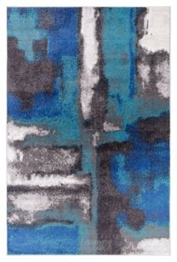 City Furniture: Unison Blue 8X10 Area Rug