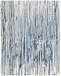 City Furniture: Lykon Blue 8X10 Area Rug