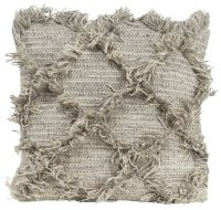 Jucar Light Gray Accent Pillow