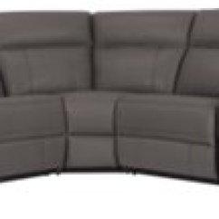 Gray Microfiber Power Reclining Sofa Lee Industries Styles City Furniture Rhett Small Two Arm