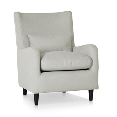 Accent Chair Living Room Fremont Light Beige Fabric Accent Chair Living Room Accent