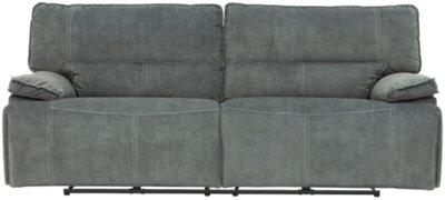 gray microfiber sectional sofas cream sofa leather jesse dark power reclining