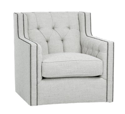 Swivel Living Room Chairs Candace Beige Fabric Swivel Chair Living Room Chairs City
