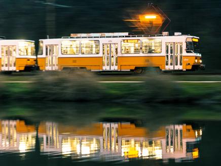 Pótlóbusz jár a 41-es villamos helyett a Savoya Park és a Kamaraerdei Ifjúsági Park között
