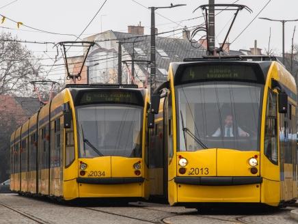 Június közepén kezdődik a nyári nagykörúti villamospótlás