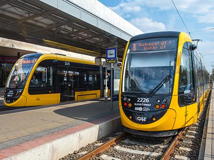 Módosul a 3-as és a 69-es villamos közlekedése július 27-én és augusztus 3-án villamospálya-karbantartás miatt