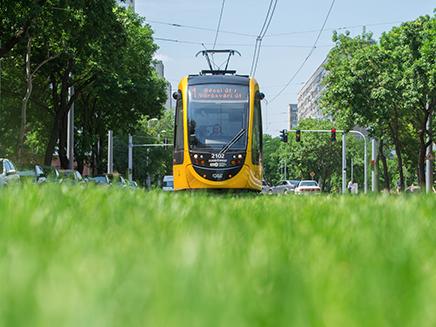 Átadásra került az 1-es villamos Kelenföld vasútállomásig meghosszabbított szakasza