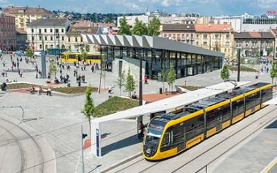 A Széna téri autóbusz-állomás megszűnése miatt augusztus 10-től változások a Széll Kálmán téren