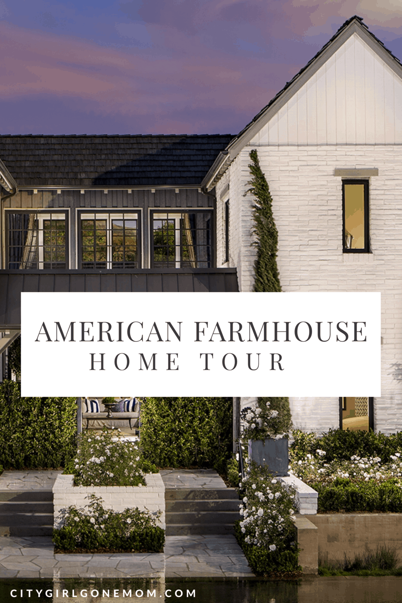 The American Farmhouse Dream  City Girl Gone Mom