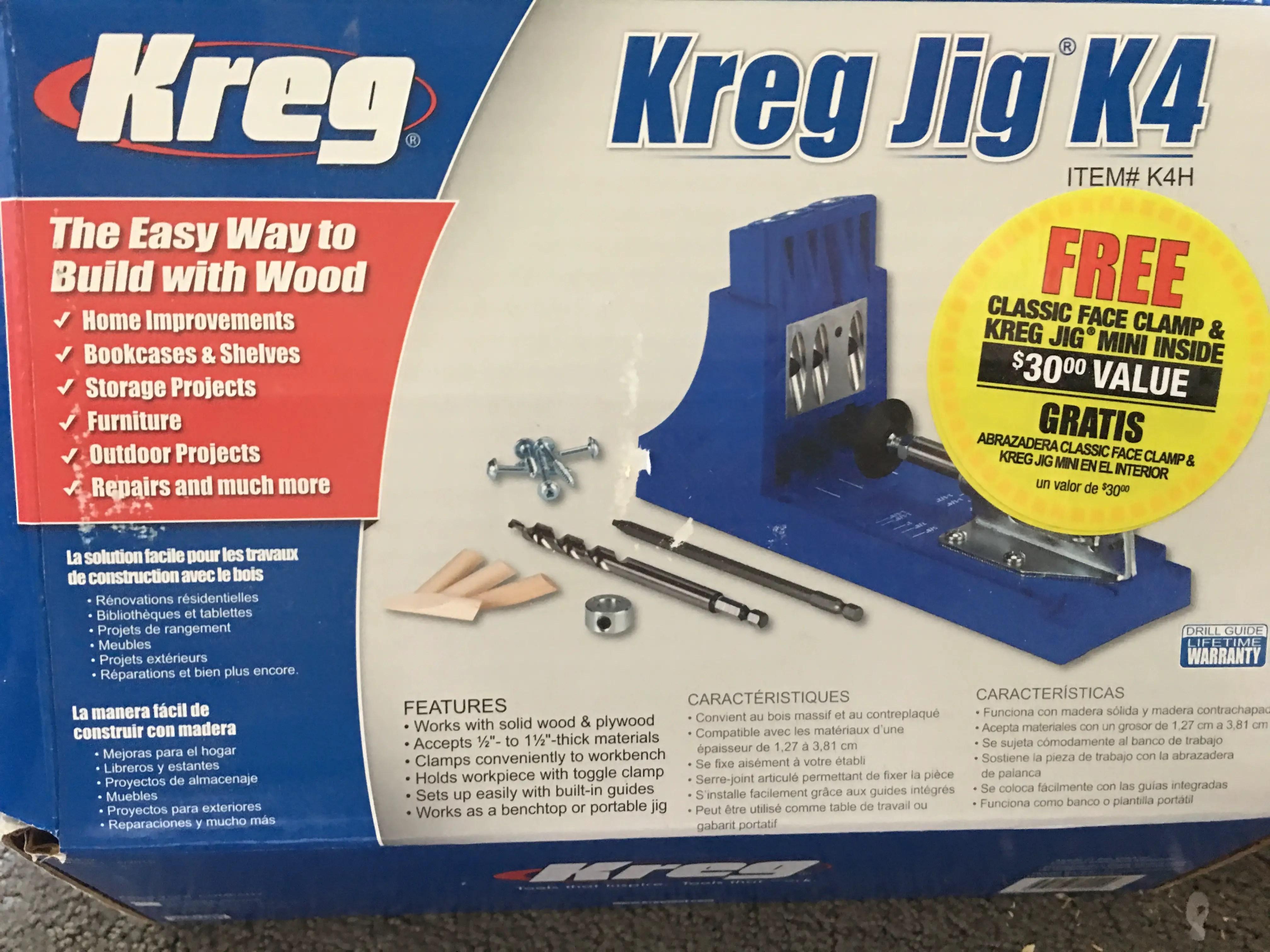 The Kreg Jig – YOU CAN DO IT – CITYGIRLMEETSFARMBOY