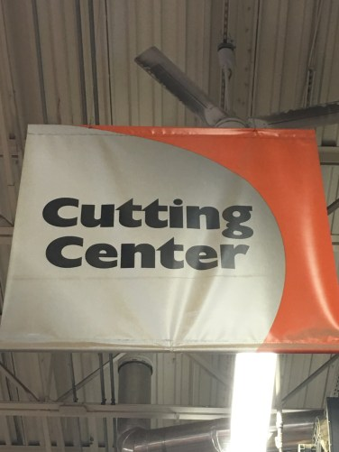 DIY – Using The Home Depot's Cutting Center