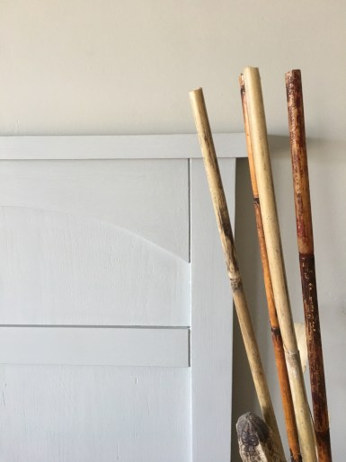 Country Chic Paint Headboard Makeover