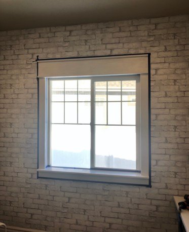 How to Build a Farmhouse Window Trim