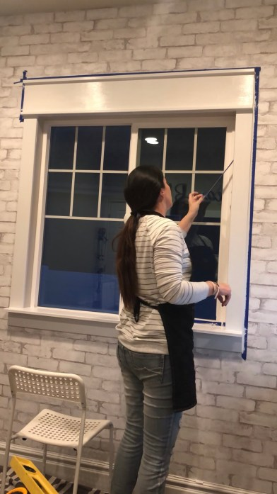 How to Build a Farmhouse Window Trim