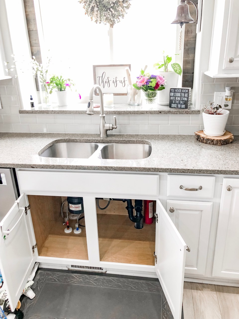 How To Protect Your Kitchen Cabinets From Water Damage Citygirl Meets Farmboy