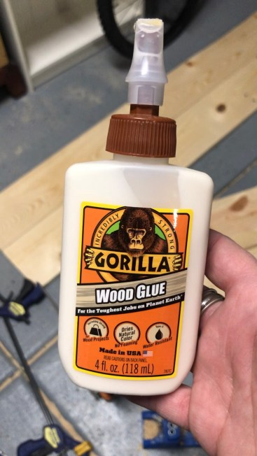 Gorilla Glue Uses
