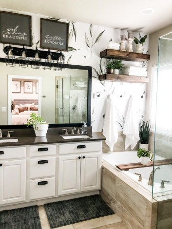 Master Bathroom Style and Design