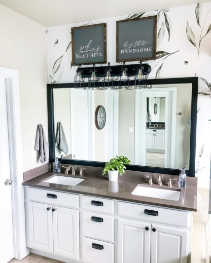 Oh Sweet Skye Farmhouse Frames and Bathroom Decor