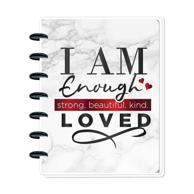 I Am Enough Metro Planner
