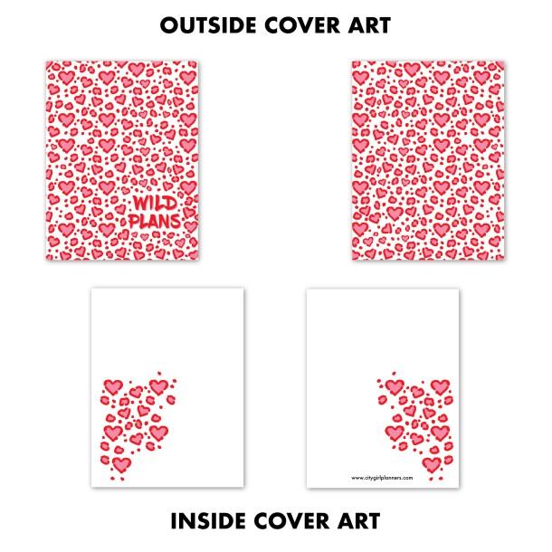 leopard print interchangeable cover